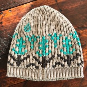 VOLCOM knit hat